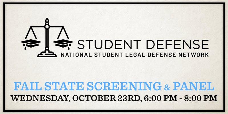 Fail State documentary screening